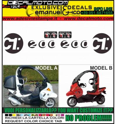 C1 200 2000 - 2002