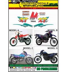 XT 600 E K 1991 - 1992 3TB