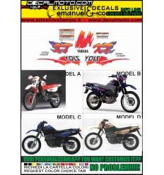 XT 600 E K 1993 - 1994 3TB