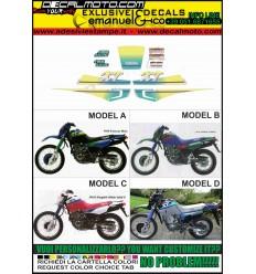 XT 600 E 1990 - 1992 3TB