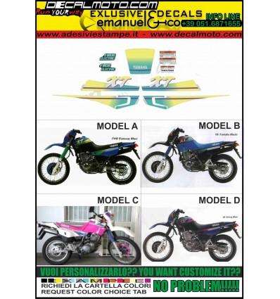 XT 600 E 1993 - 1995 3TB