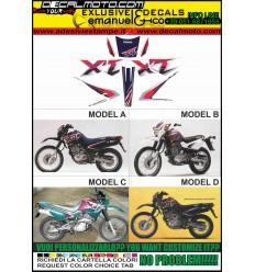 XT 600 E 1995 - 1996 4PT