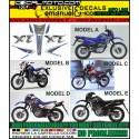 XT 600 E 1997 - 1999 4PT
