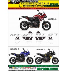 MT 07 TRACER 2016 - 2018 RACE