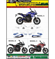MT 07 TRACER 700 2016 - SIGN