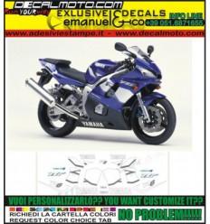 R6 2001 BLUE