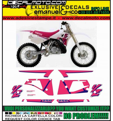 YZ 250 1991
