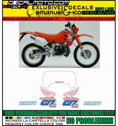 CRM 125 R 1990