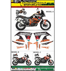 LC8 1290 SUPER ADVENTURE R - S AKRAPOVIC