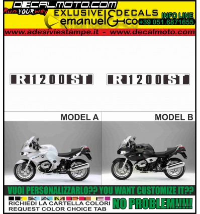 R1200 ST 2007 LIMITED EDITION