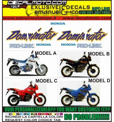 DOMINATOR NX 650 1988 - 1989