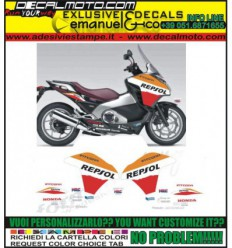 INTEGRA 700 R REPSOL