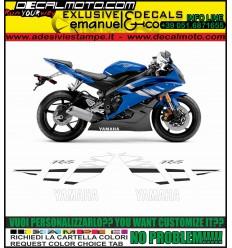 YZF R6 2006 BLUE