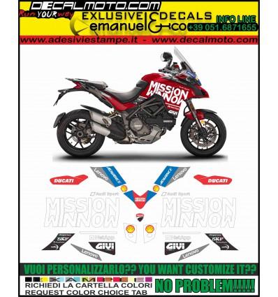 MULTISTRADA 1260 MOTO GP 2019 TRIBUTE REPLICA