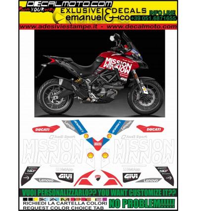 MULTISTRADA 950 MOTO GP 2019 TRIBUTE REPLICA