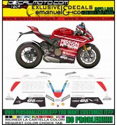 PANIGALE V4 MOTO GP 2019 TRIBUTE REPLICA