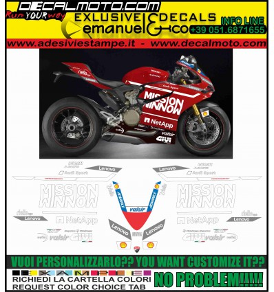 899 1199 PANIGALE MOTO GP 2019 TRIBUTE REPLICA
