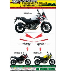 VSTROM DL 650 2017 - EASY