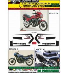 VT 500 1986 -1988