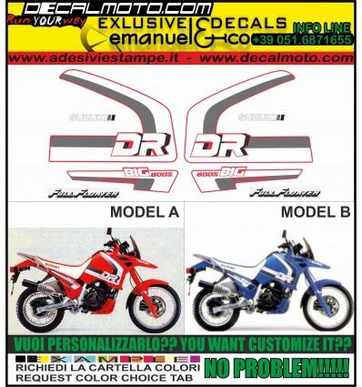 DR 800 S BIG 1990