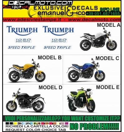 1050 SPEED TRIPLE 2005 2007