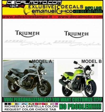 T509 SPEED TRIPLE 1999
