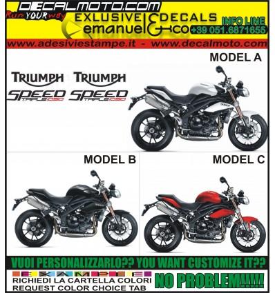 1050 SPEED TRIPLE 2011