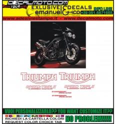 1050 SPEED TRIPLE 2009 15TH ANNIVERSARY