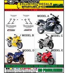 TT 600 2001 2003