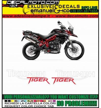 TIGER 800 SE 2014