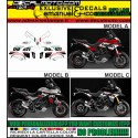 MULTISTRADA 1200 2010 - 2012 TRIBUTE