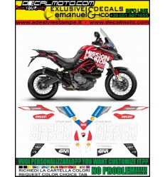 MULTISTRADA 950 2019 MOTO GP 2019 TRIBUTE REPLICA