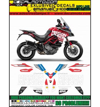 MULTISTRADA 950 2019 MOTO GP 2019 TRIBUTE REPLICA