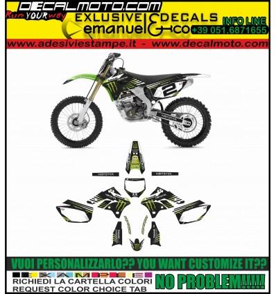 KX 250 F 2006 - 2008 MONSTER