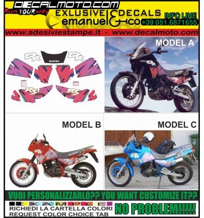 DR 650 1992 RS E