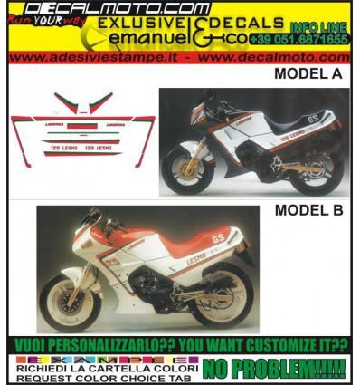 GS LESMO 125 1986