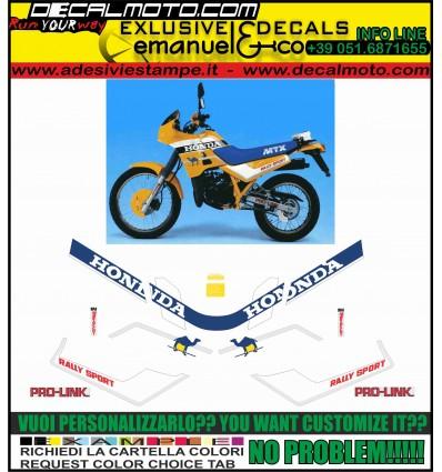 MTX 125 1987 CAMEL