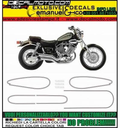 VIRAGO 535 XV 1995