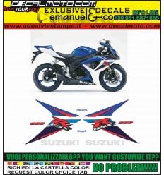 GSXR 600 2007 K7 BLUE