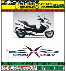BURGMAN 400 NEW FORMANUDESIGN