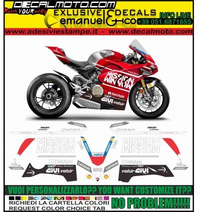 PANIGALE V4 R MOTO GP 2019 TRIBUTE REPLICA