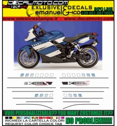 K1200 S 2005 2006 WHITE BLUE