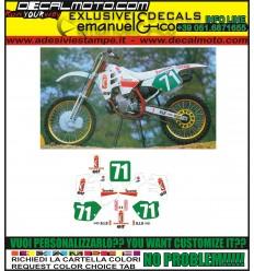 RM 250 REPLICA PUZAR 1990