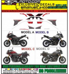 MT 09 FJ 09 TRACER 900 2015 - 2017 FORMANUDESIGN