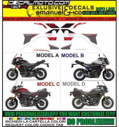 MT 09 FJ 09 TRACER 2015 - 2017 FORMANUDESIGN