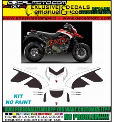 HYPERMOTARD 796 1100 EVO SP CORSE NO PAINT