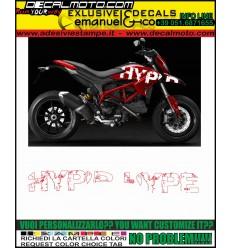HYPERMOTARD 821 939 CONCEPT SIGN
