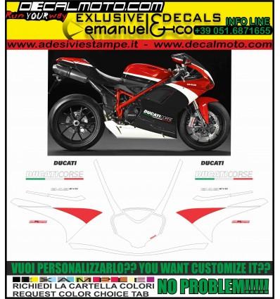 848 EVO 2012 CORSE SPECIAL EDITION