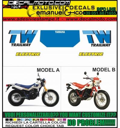 TW 200 1987