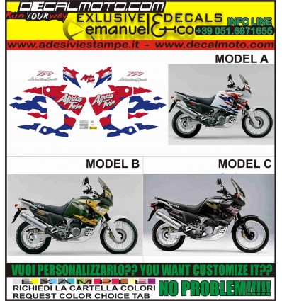 AFRICA TWIN XRV RD07 750 1998